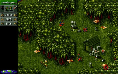 Le retour de Cannon Fodder | Amiga | Scoop.it