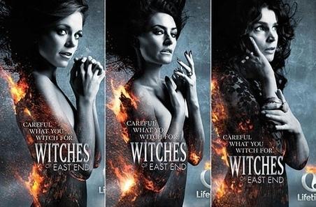 Witches of East End aura une saison 2 - Premiere.fr Séries   divertissement   Scoop.it
