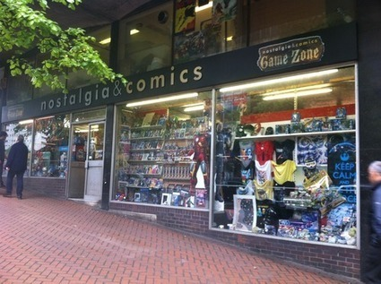 Nostalgia & comics, la caverne d'Ali Baba | Birmingham Kultur Lab | Scoop.it