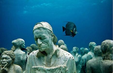 Entierros en el océano para ayudar a reconstruir los arrecifes | Green Stuff. | Scoop.it