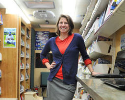 Local Bookmobile librarian named an 'emerging leader' by national association - Helena Independent Record | News for North Country Cybrarians | Scoop.it