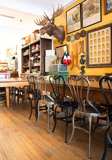Outdated: A Catskills Cafe Where (Almost) Everything Is For Sale ... | Taxidermy anthropology | Scoop.it