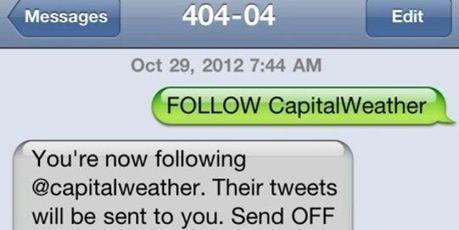 Les réseaux sociaux, outils contre la tempête Sandy | crise sur les reseaux sociaux | Scoop.it