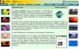 Recursos para Biología en Secundaria y Bachillerato - Educación 3.0 | Recursos para el aula | Scoop.it