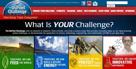 The DuPont Challenge | DuPont ASEAN | Scoop.it