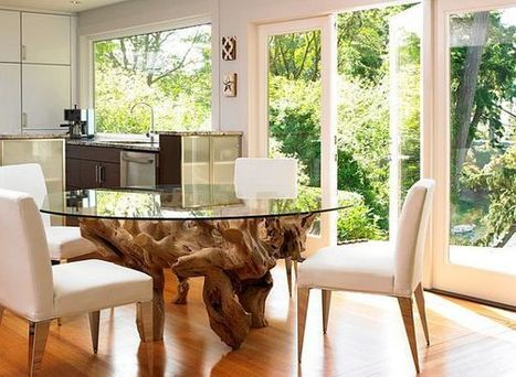 17 Kitchen Tables With Subtle Charm | Designer | Scoop.it
