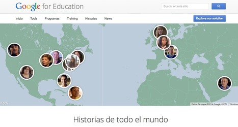 e-learning, conocimiento en red: Google for Education. Imperialismo Google (XXXVIII) . | eLearning, social media | Scoop.it