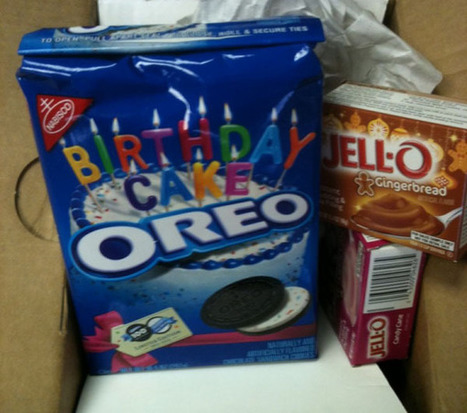 Limited Edition Birthday Cake Oreos | Foodbeast | #yummyinmytummy | Scoop.it