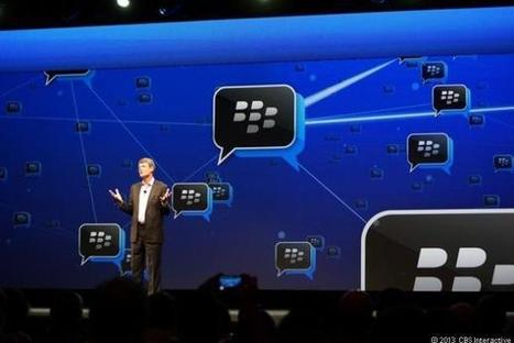 BlackBerry confirms BBM on Android Saturday, iOS Sunday | Commodities, Resource and Freedom | Scoop.it
