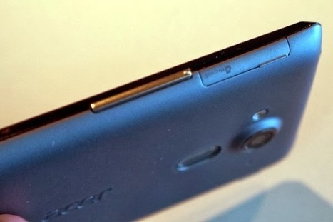 Mono-live: Acer Liquid Z5 Dual Sim Smartphone in CES 2014 | Mono-live | Scoop.it