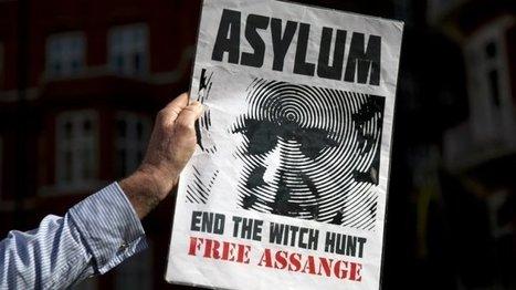 L'ONU prend la défense d'Assange, toujours reclus dans une ambassade à Londres | Sociétés & Environnements | Scoop.it