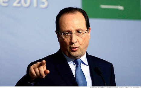 France's 75% 'millionaire tax' to become law - CNNMoney | Actualités , Reference , Buzz Topics | Scoop.it