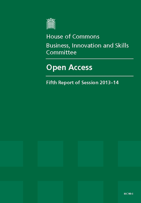 Rolling Back Gold Open Access in the UK | Exploring Open Access | Scoop.it
