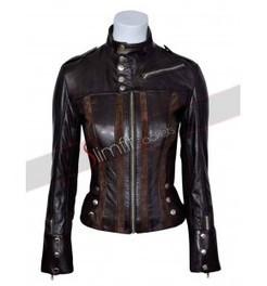 Ladies 4520 Slim Fit Napa Jacket | Designers Women Leather Jackets & Pants | Scoop.it