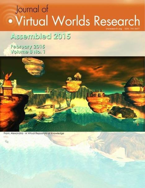 Virtual Worlds Calling | 3D Virtual-Real Worlds: Ed Tech | Scoop.it