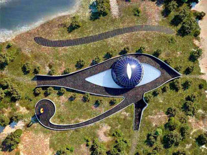 Naomi Campbell's Eco House | Infographie 3D | Scoop.it