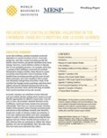 Influence of Coastal Economic Valuations in the Caribbean | World ... | Human Rights | Scoop.it