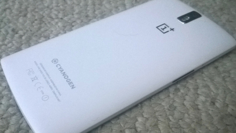OnePlus One Review: The CyanogenMod Powered Smartphone That Outclasses The Android Competition   Digital-News on Scoop.it today   Scoop.it