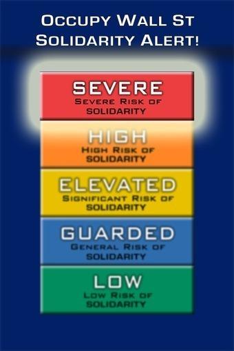 Risk of Mass Solidarity On May 1st: SEVERE   OccupyWallSt.org   Pensamientos Alternados   Scoop.it