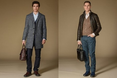 Tod's Autumn/Winter 2016 Men's Lookbook | Le Marche & Fashion | Scoop.it
