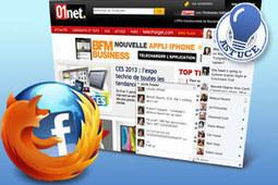 Firefox : intégrer Facebook au navigateur | Communication publique, marketing territoriale, communication institutionnelle, réseaux sociaux | Scoop.it