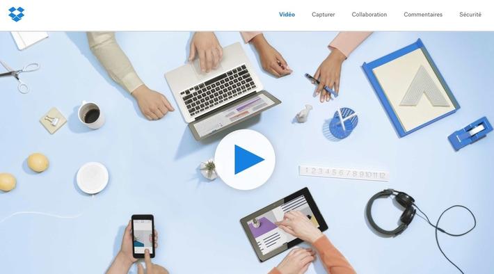 DropBox. Nouvelles fonctions pour améliorer productivité et collaboration - Les Outils Collaboratifs | TIC et TICE mais... en français | Scoop.it