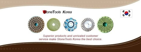 StoneTools Korea | Concrete Polishing Tools Accessaries | Scoop.it