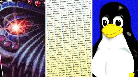Neuromancer, Linux, or CompuServe: The Geek Debates Continue - Fast Company   Peer2Politics   Scoop.it
