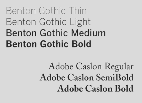 A Crash Course in Typography: The Basics of Type - noupe   Graphic Design   Scoop.it