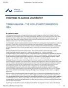 Transhumanism -226 the world's most dangerous idea | The Unveiling | Scoop.it