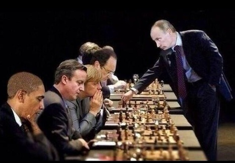 Putin To Western Elites: Play-Time Is Over | Hidden financial system | Scoop.it