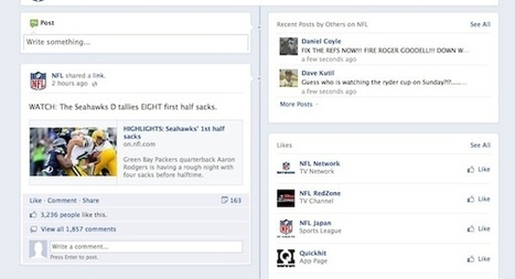 On Facebook, NFL Can't Decide What to Do About Controversial Ending   Ad Vitam Basketball   Scoop.it