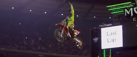 2015 Monster Energy Supercross Championship Trailer: Who's Next? | Today's Cycle Coverage -- Racing Results every day! | Monarch Honda Power Sports | Scoop.it