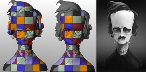 Edgar Allan Print: Take Part in This 250-Piece Crowdsourced 3D Print By 'We The Builders' | Peer2Politics | Scoop.it