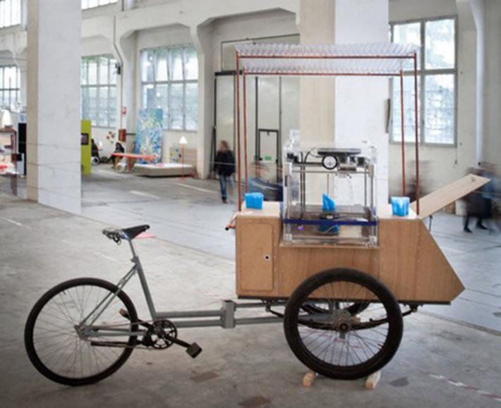 3D Printing On Street Corners: A Future Scenario? — The Pop-Up City   Machinimania   Scoop.it