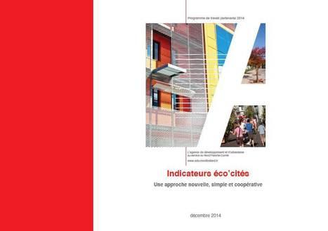 Nouvelle version du tableau de bord des éco'cités | Intelligence territoriale et développement durable | Scoop.it