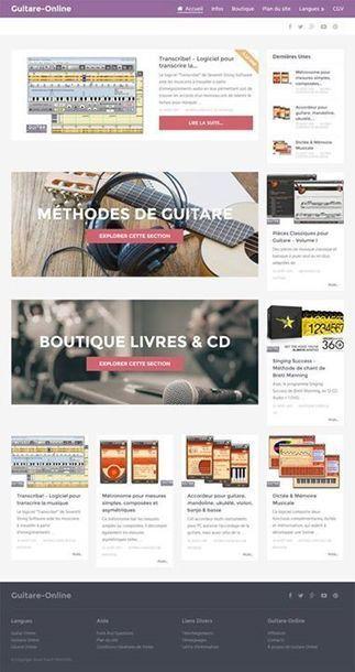 [FR] Les logiciels de Guitar-Online gratuits en ce moment pour les utilisateurs des réseaux sociaux | Apprendre la guitare et la musique avec des logiciels éducatifs | Scoop.it