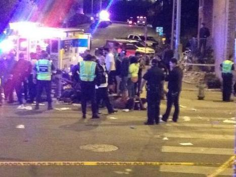 Two killed, 23 injured after car runs through crowd downtown - KXAN.com | CLOVER ENTERPRISES ''THE ENTERTAINMENT OF CHOICE'' | Scoop.it