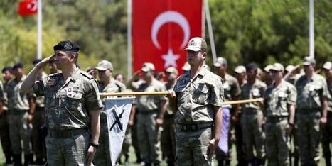 """Militari turchi arrestati con l'accusa di """"tradimento"""" per aver intercettato un carico di armi destinato ai terroristi in Siria - World Affairs - L'Antidiplomatico   Notizie dalla Siria   Scoop.it"""