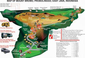 Alamat Lokasi dan Rute Jalan Menuju ke Wisata Bromo | Tempat Wisata di Indonesia | Scoop.it