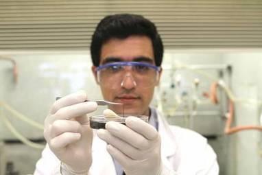 Stocker de l'électricité dans des vêtements grâce aux supercondensateurs | Recherche scientifique | Scoop.it