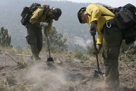 Size, intensity of wildfires in U.S. increasing | Japan Times | CALS in the News | Scoop.it