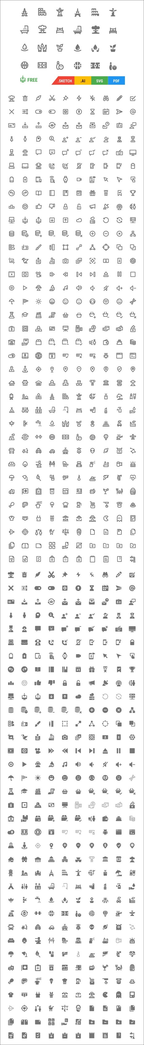 Nova 350+ Free Vector Icon Set | Designrazzi | Designrazzi | Scoop.it