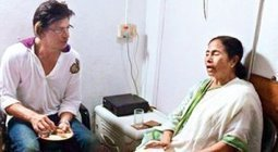 Mamata Banerjee wishes ShahRukh Khan on his birthday - Celebrity News Live! | Celebrity News Live! | Scoop.it