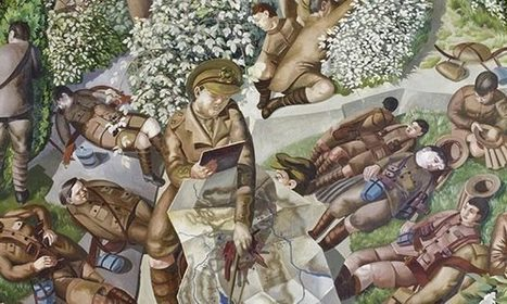 Stanley Spencer's first world war paintings to go on UK tour   Stanley Spencer   Scoop.it