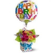 Happy Birthday Present | Flower Delivery Orlando | Scoop.it