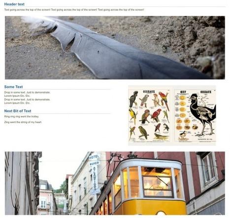 Mahara e-portfolio – flexible layouts « Mike Kelly | réseaux sociaux et pédagogie | Scoop.it