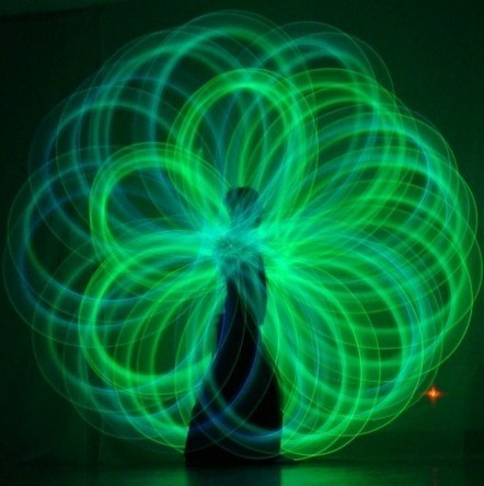 Photographing Light Spirographs | Photography Tips & Ideas | Scoop.it