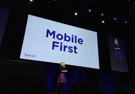 Yahoo Holds Mobile Developer Event Against Backdrop Of Uncertain Future | Mobile Marketing | News Updates | Scoop.it