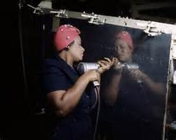 A Moment In Labor History or STOP CALLING THAT POSTER ROSIE THE RIVETER!   Culture Gulcher   Scoop.it